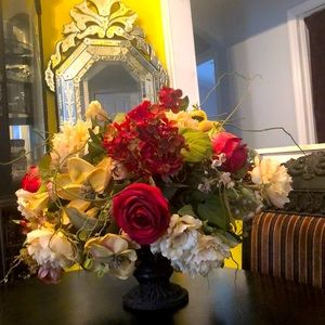 Large table floral Arrangement /table centerpiece